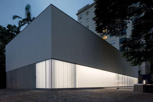 Brasil: Casa Triângulo, Sao Paulo - Metro Arquitetos