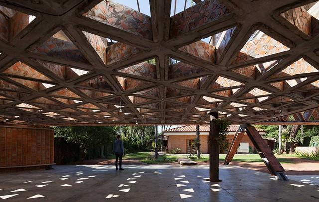Paraguay: Quincho Tía Coral, Asunción - Gabinete de Arquitectura