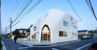 Japón: Clover House kindergarten, Okazaki - MAD Architects