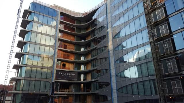 Estados Unidos: 520 West 28th Street, Nueva York - Zaha Hadid Architects…imágenes de las obras
