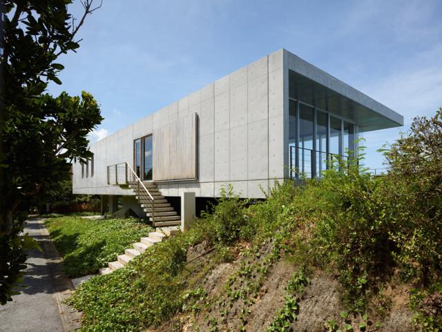 Japón: Casa en la Isla Ikema - 1100 Architect