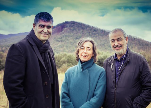 Pritzker de Arquitectura 2017 para el estudio catalán estudio RCR Arquitectes