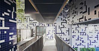 Brasil: Residencial Pop XYZ, São Paulo - Triptyque Architecture