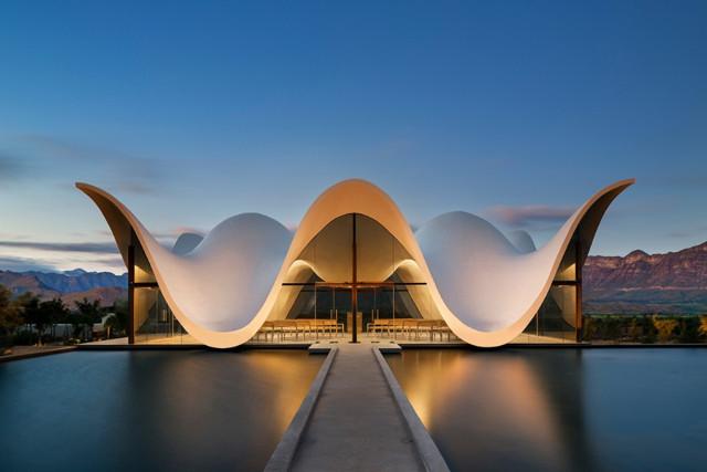 Sudáfrica: Bosjes Chapel - Steyn Studio