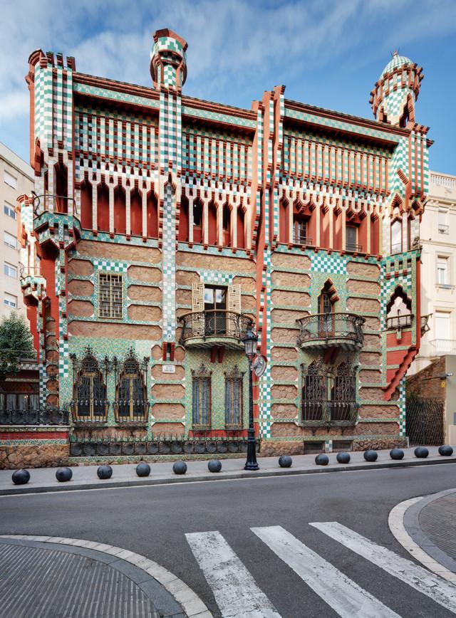 Barcelona: Casa Vicens, la primera casa de Gaudí, abrirá sus puertas