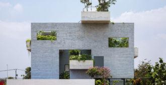 Vietnam: Casa Binh, Ho Chi Minh - Vo Trong Nghia Architects