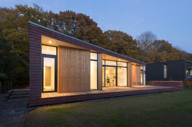 Dinamarca villa rypen aarhus c f m ller architects for Noticias de arquitectura recientes