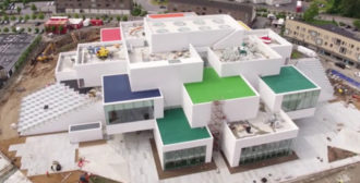 Video: LEGO House, Billund, Dinamarca - BIG