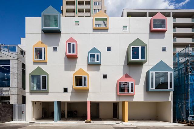Japón: Jardín de Infantes en Sendai - Masahiko Fujimori Architects