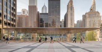 Apple Michigan Avenue, Chicago - Foster + Partners