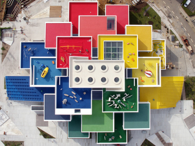 LEGO House, Billund, Dinamarca - BIG