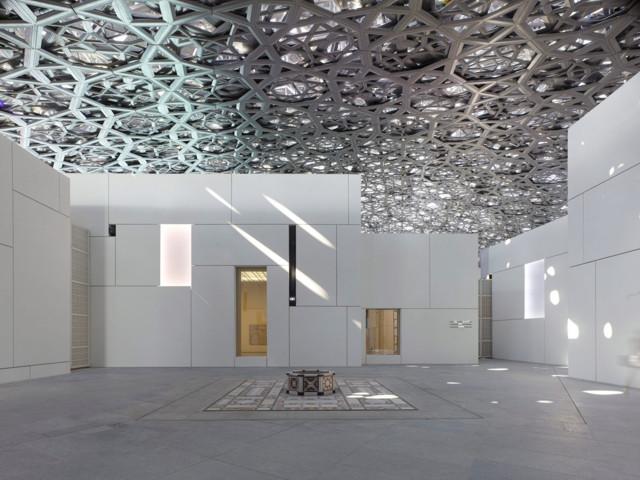 Se inaugura el Louvre Abu Dhabi de Jean Nouvel