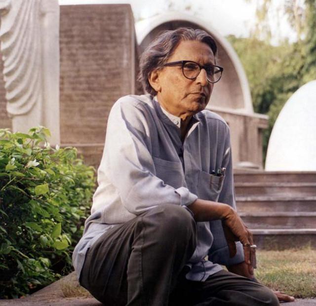 Pritzker de Arquitectura 2018 para el arquitecto indio Balkrishna Doshi