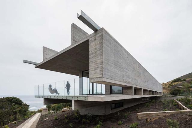 Chile: Casa H, Zapallar - Felipe Assadi